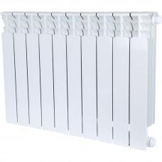 Stout Space 500 10 секций радиатор биметаллический нижнее правое подключение