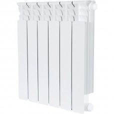 Stout Space 500 6 секций радиатор биметаллический нижнее правое подключение