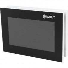 Stout Регулятор WIFI для управления беспроводными электрическими приводами, ST-8s WIFI, черный