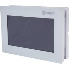 Stout Регулятор WIFI для управления беспроводными электрическими приводами, ST-16s WIFI, белый