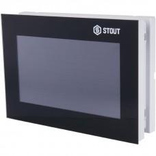 Stout Регулятор WIFI для управления беспроводными электрическими приводами, ST-16s WIFI, черный