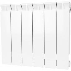 Stout Style 350 6 секции радиатор биметаллический боковое подключение
