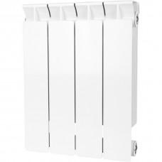 Stout Style 350 4 секции радиатор биметаллический боковое подключение