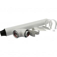 Stout Комплект коаксиальный для прохода через стену (совместим Baxi/Viessmann) 60/100, 850 мм