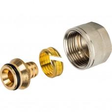 Stout Фитинг компрессионный для труб PEX 16х2,2х3/4