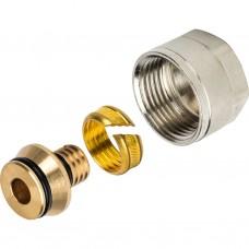 Stout Фитинг компрессионный для труб PEX-AL-PEX 16х2,0х3/4