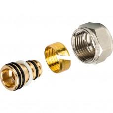 Stout Фитинг компрессионный для труб PEX-AL-PEX 16х2,0х1/2