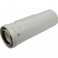 Stout Элемент дымохода конденсац. DN60/100 м/п PP-AL 310 мм с инспекционным окном