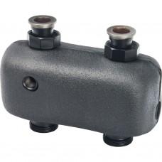 Stout Гидравлическая стрелка 3 м3/час (с гайками)