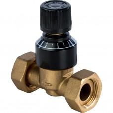 Stout Дифференциальный клапан балансирования by-pass G 3/4)4 соединение (0,2 - 2,5)