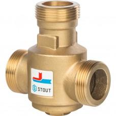 """Stout Термостатический смесительный клапан G 1""""1/4 НР 70°С"""
