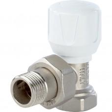 Stout Клапан ручной терморегулирующий, угловой 1/2 (снят с поставки)