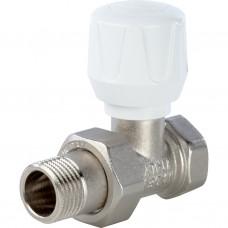 Stout Клапан ручной терморегулирующий, прямой 1/2 (снят с поставки)
