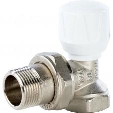 Stout Клапан ручной терморегулирующий, угловой 3/4 (снят с поставки)