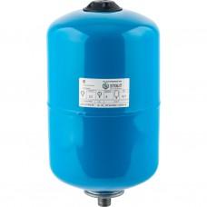 Stout Расширительный бак, гидроаккумулятор 12 л. вертикальный (цвет синий)