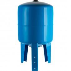 Stout Расширительный бак, гидроаккумулятор 500 л. вертикальный (цвет синий)