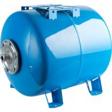 Stout Расширительный бак, гидроаккумулятор 300 л. горизонтальный (цвет синий)