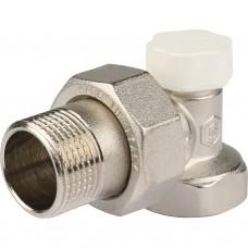 """SVL 1156 000020 STOUT Клапан запорно-балансировочный, угловой 3/4"""""""