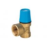 Предохранительный клапан для систем водоснабжения