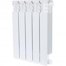 Stout Space 500 5 секций радиатор биметаллический нижнее правое подключение