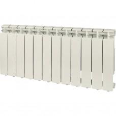 Bravo 350 12 секций радиатор алюминиевый боковое подключение
